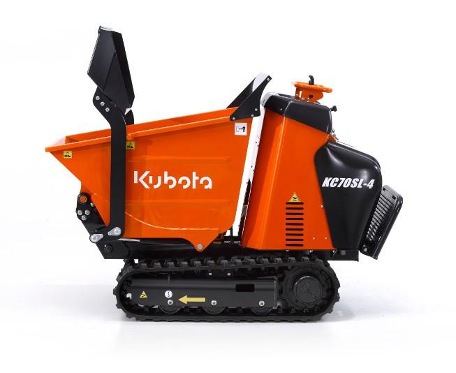 KC70SL-4 Kubota Tallers JPorcel
