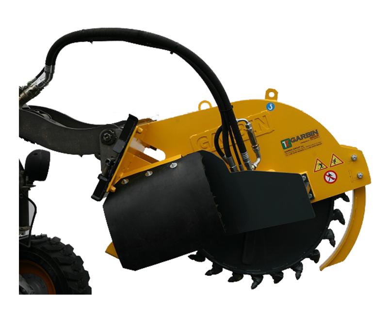 discs hidràulics per mini excavadores Garbin Tallers JPorcel