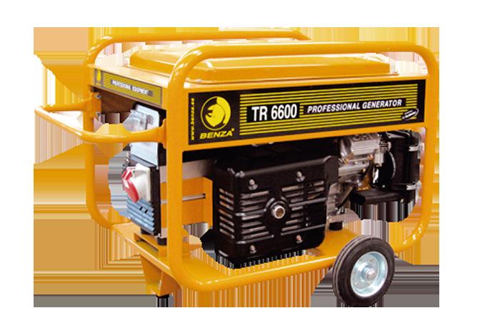 generador TR6600 benza - Tallers JPorcel