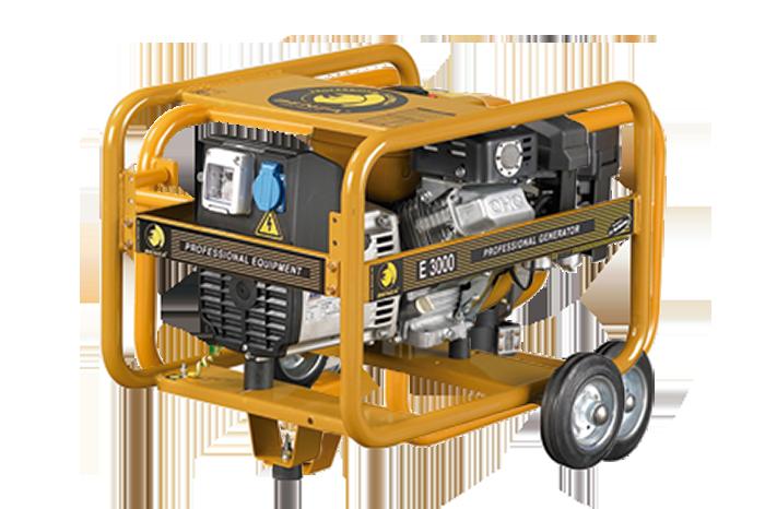 generador e3000 benza - Tallers JPorcel