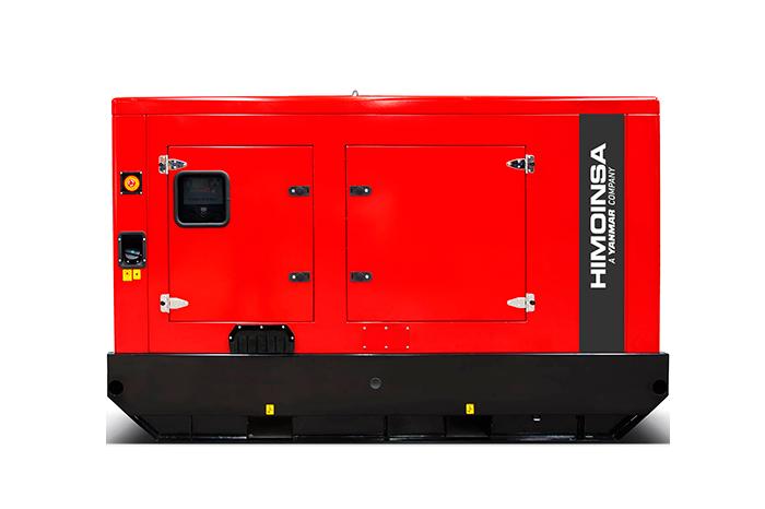 generador yanmar HRYW-60 T5 -Tallers JPorcel