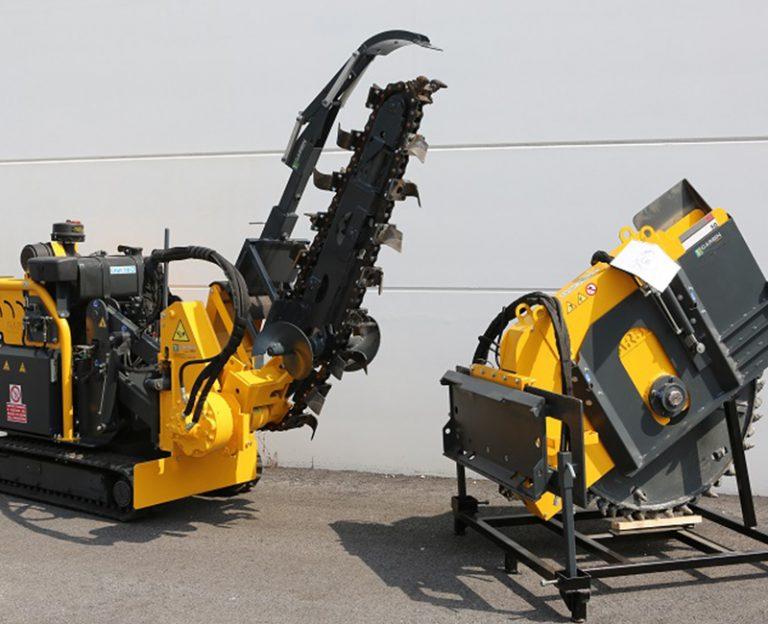 venda maquinaria Grabin - Tallers JPorcel