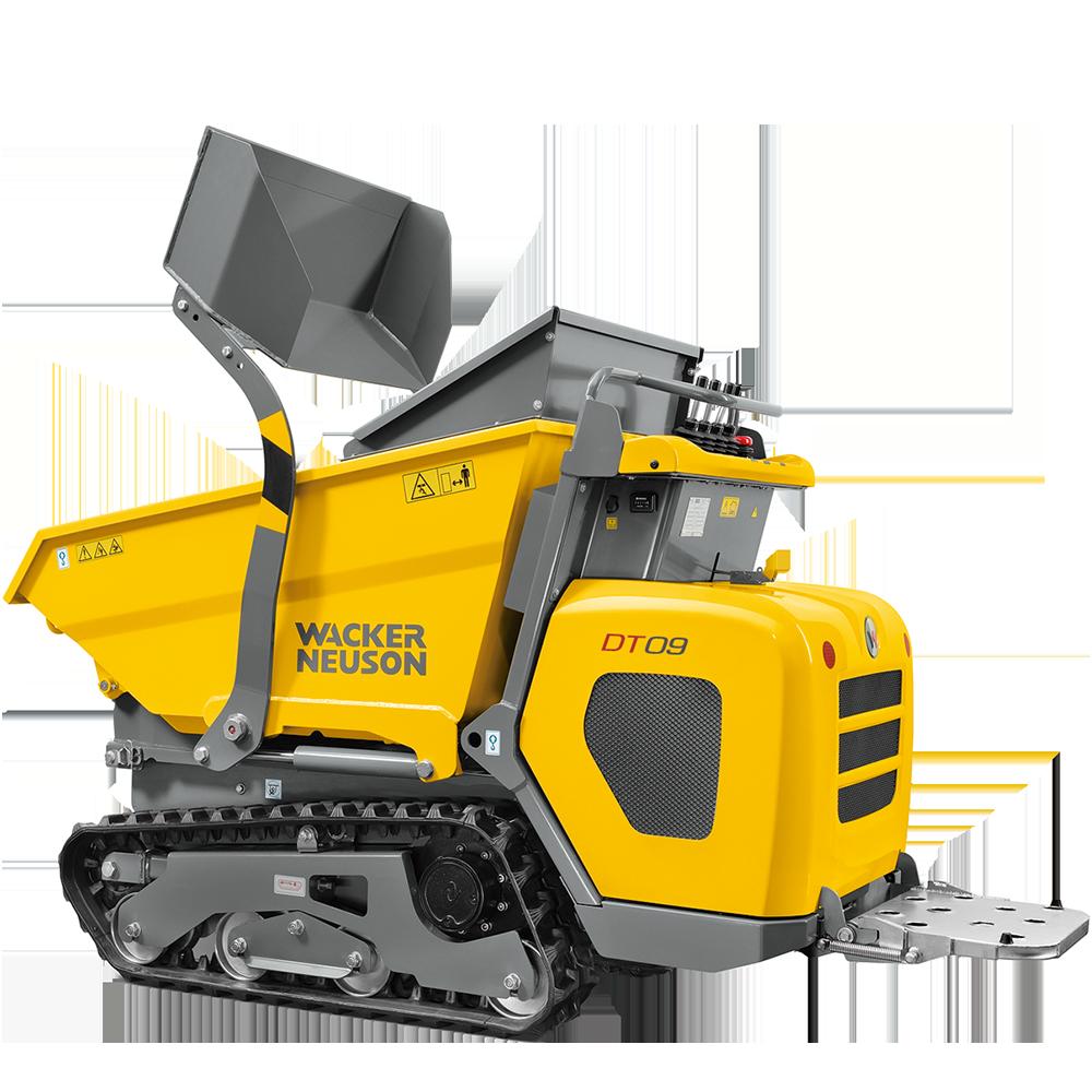 dumper DT09 Wacker Neuson - Tallers JPorcel