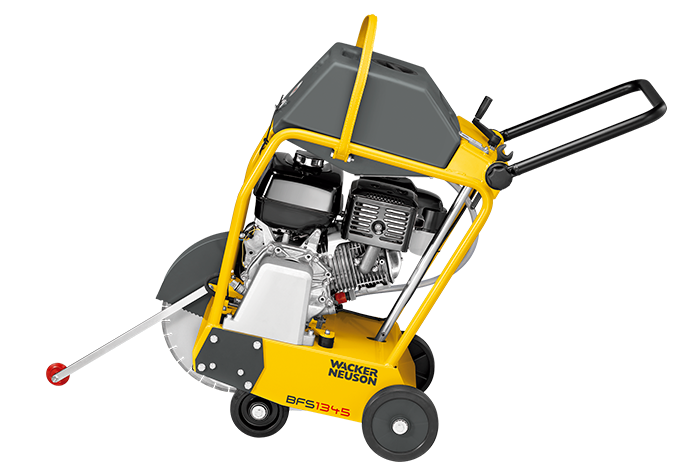 talladora juntes BFS1345B Wacker Neuson - Tallers JPorcel