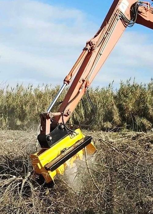 venda maquinaria forestal Tallers JPorcel
